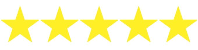 5 Star NC Rating